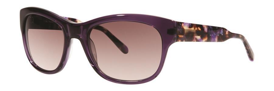 Vera Wang V299 Amethyst Sunglasses Size54-19-135.00