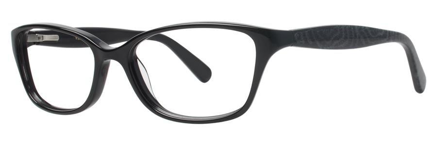 Vera Wang V325 Black Sunglasses Size52-15-135.00