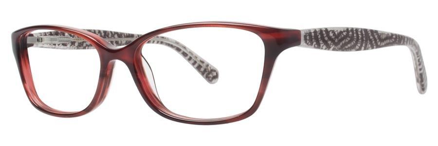 Vera Wang V325 Wine Sunglasses Size52-15-135.00