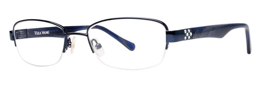 Vera Wang V329 Navy Sunglasses Size53-18-136.00