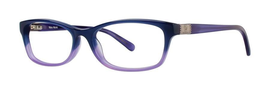 Vera Wang V337 Plum Gradient Sunglasses Size52-16-135.00