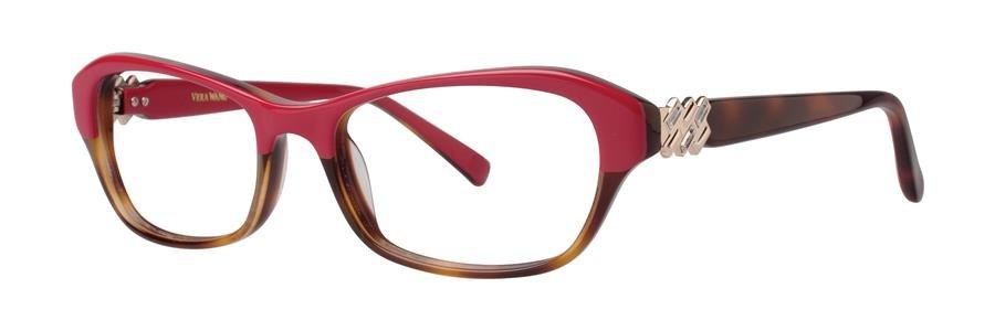 Vera Wang V338 Coral Tortoise Sunglasses Size51-17-135.00