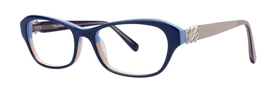 Vera Wang V338 Navy Sunglasses Size53-17-140.00