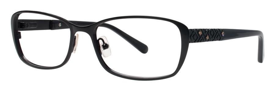 Vera Wang V341 Black Sunglasses Size53-16-130.00