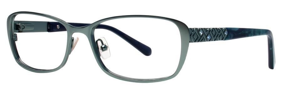 Vera Wang V341 Teal Sunglasses Size53-16-130.00