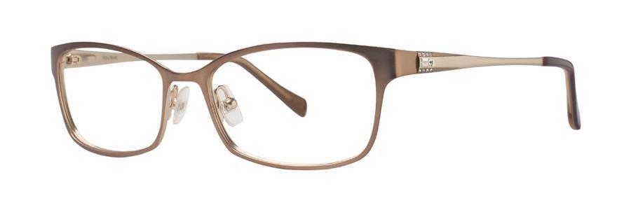 Vera Wang V350 Brown Sunglasses Size53-16-137.00