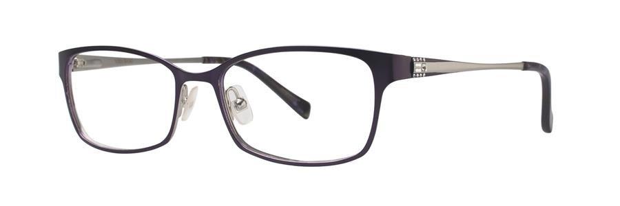 Vera Wang V350 Plum Sunglasses Size53-16-137.00