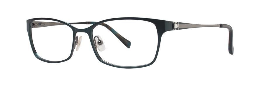 Vera Wang V350 Teal Sunglasses Size53-16-137.00