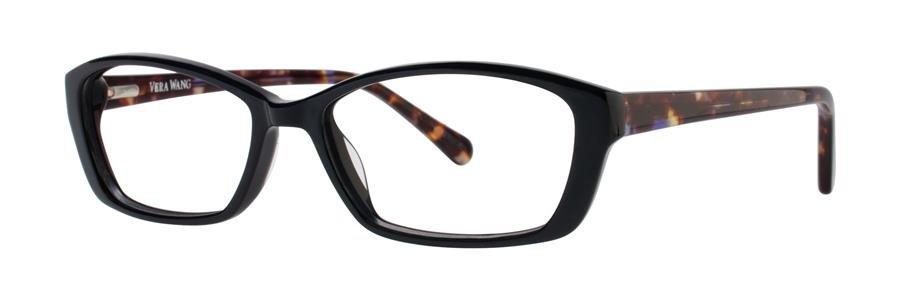 Vera Wang V366 Black Sunglasses Size54-16-140.00
