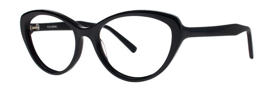 Vera Wang V367 Black Sunglasses Size51-16-135.00