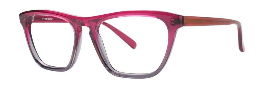 Vera Wang V368 Burgundy Sunglasses Size52-17-140.00