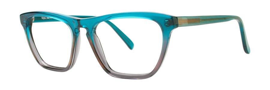 Vera Wang V368 Teal Sunglasses Size52-17-140.00