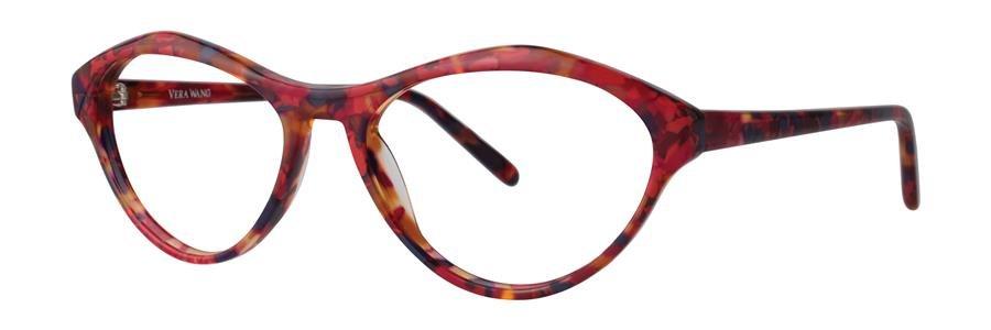 Vera Wang V369 Red Tortoise Sunglasses Size51-16-135.00