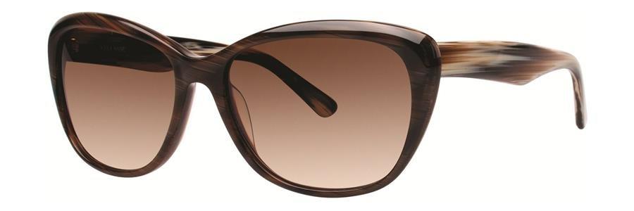 Vera Wang V400 Horn Sunglasses Size56-16-140.00