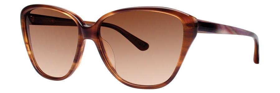Vera Wang V402 Chocolate Sunglasses Size57-17-140.00