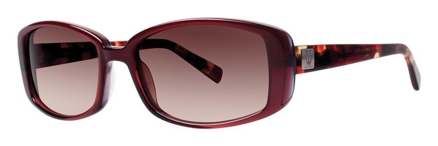Vera Wang V405 Burgundy Sunglasses Size51-16-135.00