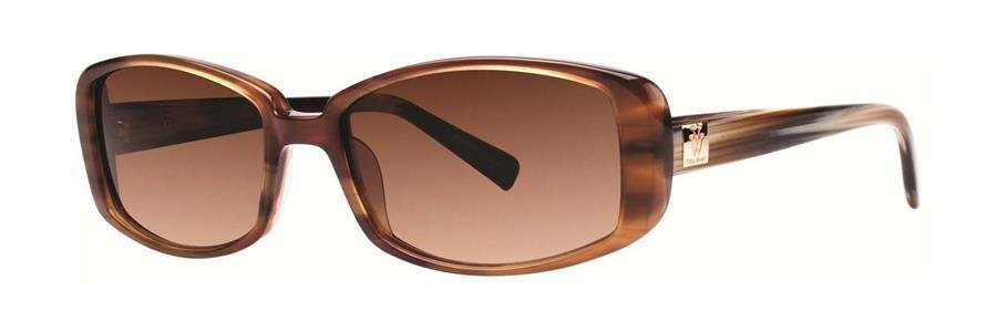 Vera Wang V405 Chocolate Sunglasses Size51-16-135.00