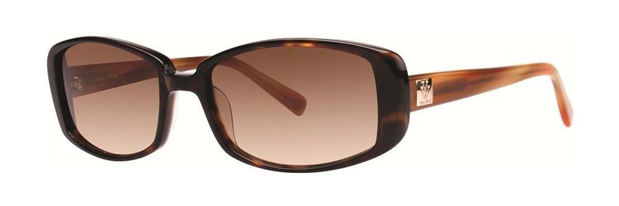 Vera Wang V405 Tortoise Sunglasses Size51-16-135.00