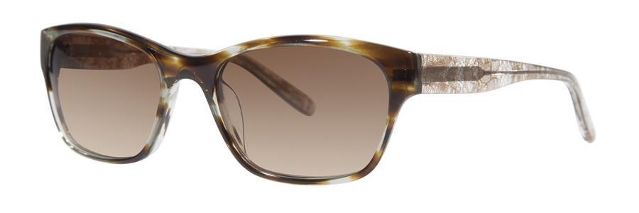 Vera Wang V406 Spring Tortoise Sunglasses Size52-18-135.00