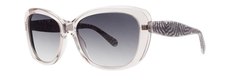 Vera Wang V412 Grey Crystal Sunglasses Size54-16-130.00