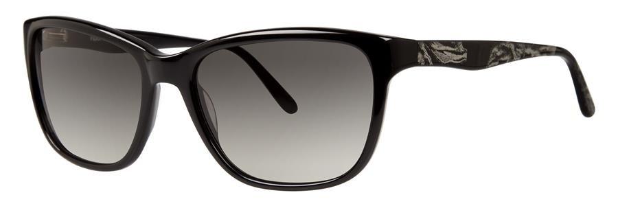Vera Wang V415 Black Sunglasses Size56-18-140.00
