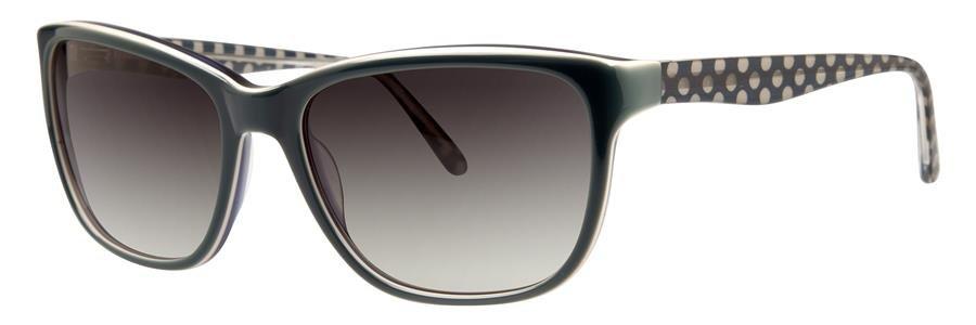 Vera Wang V415 Teal Sunglasses Size56-18-140.00