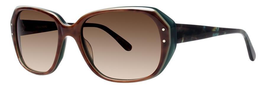 Vera Wang V416 Walnut Sunglasses Size54-17-135.00
