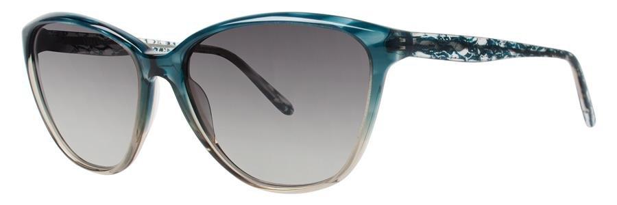 Vera Wang V417 Teal Sunglasses Size57-16-135.00