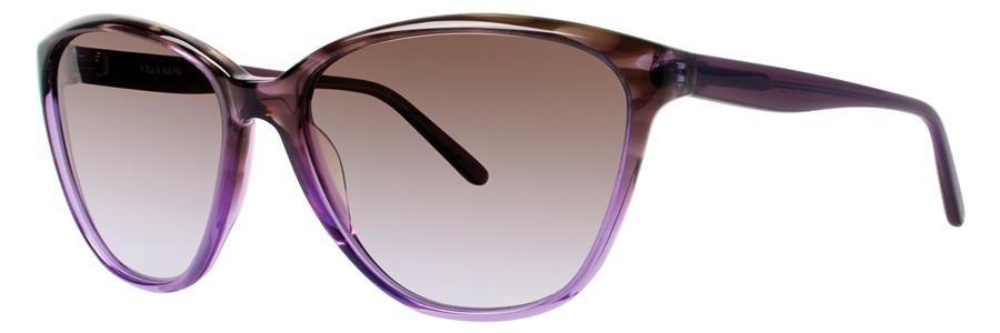 Vera Wang V417 Violet Sunglasses Size57-16-135.00