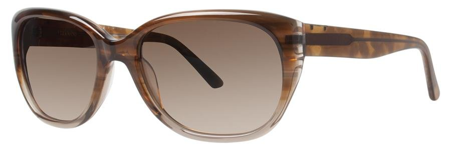 Vera Wang V418 Brown Sunglasses Size53-17-135.00