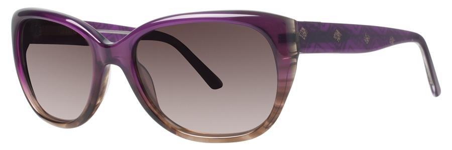 Vera Wang V418 Magenta Sunglasses Size53-17-135.00