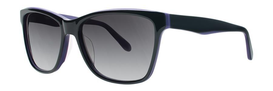 Vera Wang V419 Black Sunglasses Size55-16-135.00