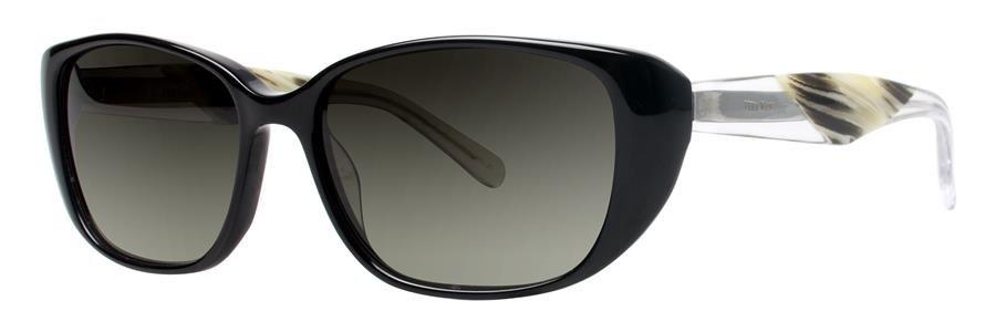 Vera Wang V420 Black Sunglasses Size53-15-135.00