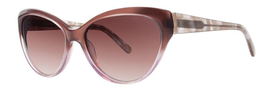 Vera Wang V425 Wine Gradient Sunglasses Size57-17-138.00
