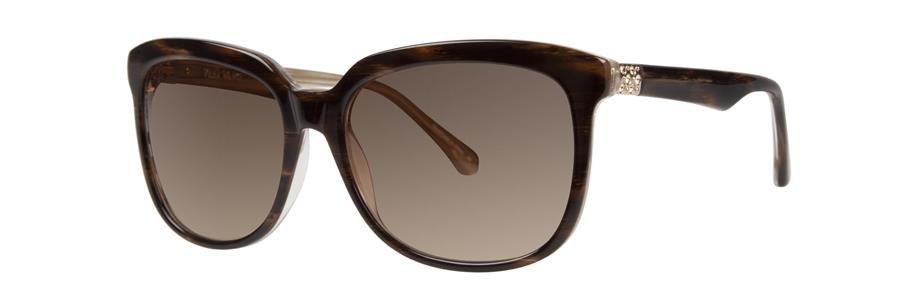 Vera Wang V426 Horn Sunglasses Size56-17-130.00