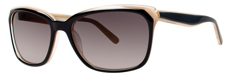 Vera Wang V427 Black Sunglasses Size56-17-140.00
