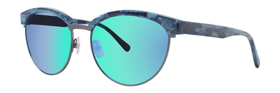Vera Wang V430 Blue Tortoise Sunglasses Size56-17-135.00