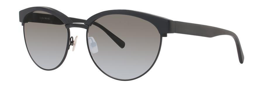 Vera Wang V430 Matte Black Sunglasses Size56-17-135.00