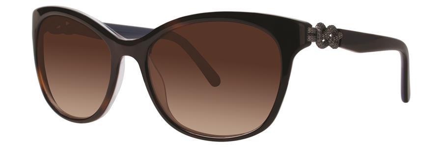 Vera Wang V439 Tortoise Sunglasses Size55-17-135.00