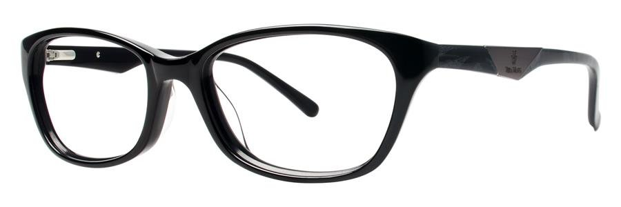 Vera Wang VA06 Black Eyeglasses Size53-17-140.00