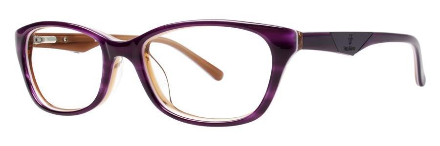 Vera Wang VA06 Orchid Eyeglasses Size51-17-135.00