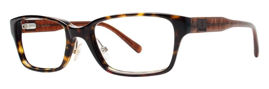 Vera Wang VA07 Tortoise Eyeglasses Size53-17-140.00