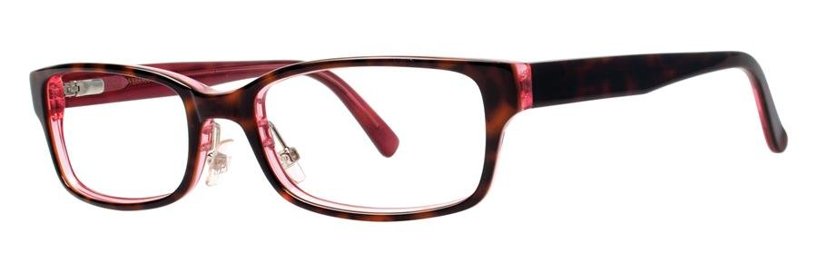 Vera Wang VA08 Tortoise Eyeglasses Size53-17-140.00
