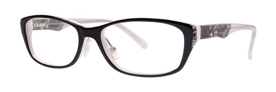 Vera Wang VA09 Black Eyeglasses Size55-15-140.00