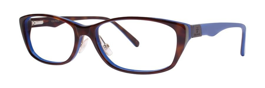 Vera Wang VA09 Tortoise Eyeglasses Size55-15-140.00