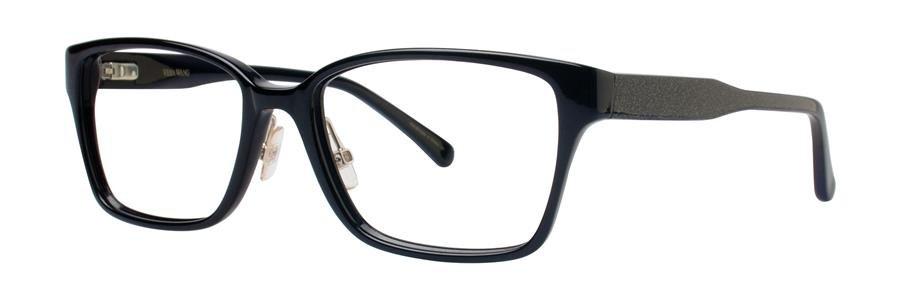 Vera Wang VA10 Black Eyeglasses Size54-16-140.00