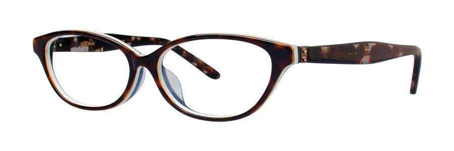 Vera Wang VA11 Tortoise Eyeglasses Size53-14-140.00