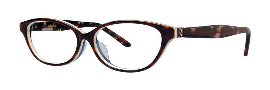 Vera Wang VA11 Tortoise Eyeglasses Size55-14-145.00