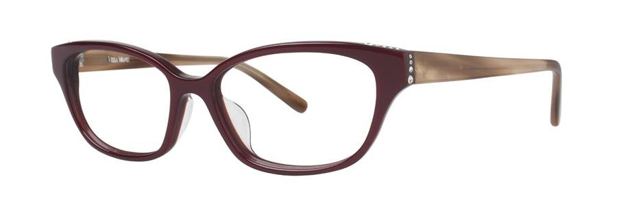 Vera Wang VA12 Ruby Eyeglasses Size55-16-140.00