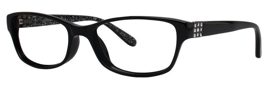 Vera Wang VA13 Black Eyeglasses Size54-16-140.00